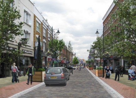 Putney HighStreet: How it could be!